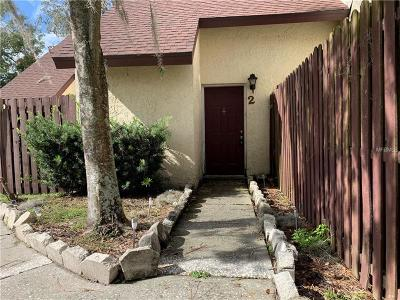 Tampa Condo For Sale: 5627 Ashley Oaks Drive #2