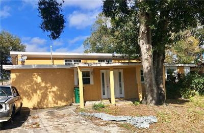 Safety Harbor Single Family Home For Sale: 1155 7th Street N