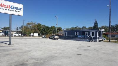 St Petersburg Residential Lots & Land For Sale: 4501 & 4595 49th Street N