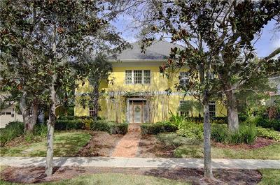 Clearwater, Clearwater Beach Single Family Home For Sale: 320 Magnolia Drive