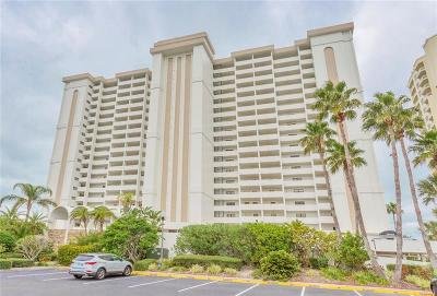 Clearwater Condo For Sale: 1230 Gulf Blvd #1201