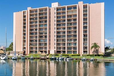 Clearwater Beach Condo For Sale: 51 Island Way #305