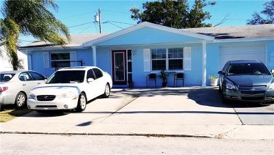 Holiday Single Family Home For Sale: 1024 Yale Drive