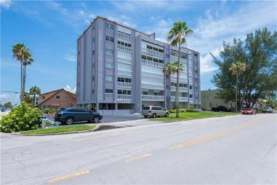 St Pete Beach Condo For Sale: 403 Gulf Way #204