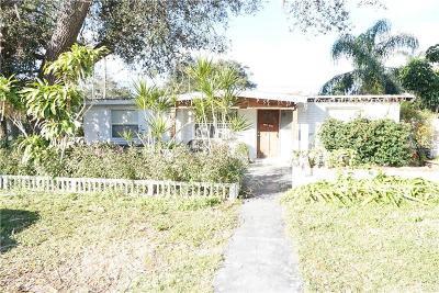 Seminole Single Family Home For Sale: 9401 88th Terrace