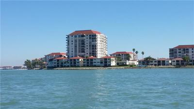 St Petersburg Condo For Sale: 6265 Sun Boulevard #1003