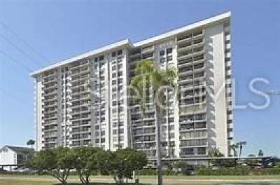 Clearwater, Clearwater Beach Rental For Rent: 400 Island Way #810