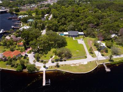 Pasco County, Hernando County Single Family Home For Sale: 5210 Sunset Boulevard