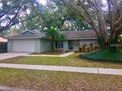 Palm Harbor Single Family Home For Sale: 610 Sandy Hook Road