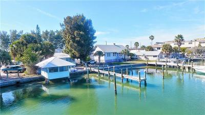 Saint Pete Beach, St Pete Beach, St Petersburg Beach, Treasure Island Single Family Home For Sale: 10201 Gulf Boulevard