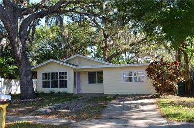 Safety Harbor Single Family Home For Sale: 225 Tucker Street