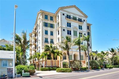 Indian Rocks Beach, Indian Shores, Largo, Madeira Beach, N. Redington, North Redington Beach, Redington Beach, Redington Shores, Saint Pete Beach, Seminole, St Pete Beach, St. Pete Beach, Treasure Island Condo For Sale: 19640 Gulf Boulevard #302