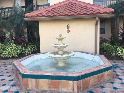 Clearwater Condo For Sale: 2400 Feather Sound Drive #612