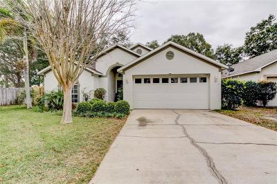 Clearwater Single Family Home For Sale: 14801 Hidden Oaks Circle
