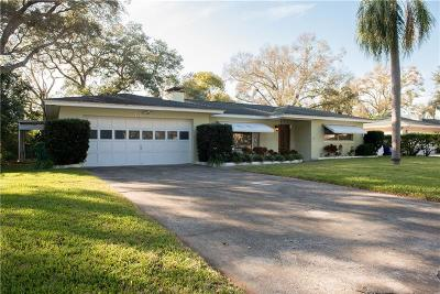 Clearwater Single Family Home For Sale: 1306 S Duncan Avenue