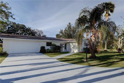 Belleair, Belleair Bluffs Single Family Home For Sale: 609 Palm Avenue