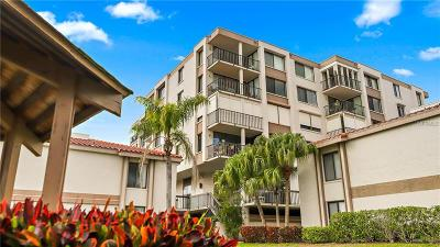 St Petersburg Condo For Sale: 6218 Palma Del Mar Boulevard S #505