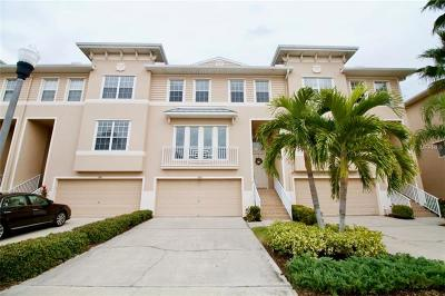 Hillsborough County, Pasco County, Pinellas County Townhouse For Sale: 7287 Islamorada Circle