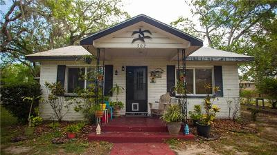 Crystal Beach Single Family Home For Sale: 502 Pennsylvania Avenue