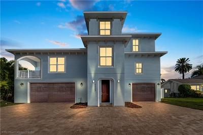 Redington Beach, Redington Shores Single Family Home For Sale: 20 181st Ave W (Preconstruction)