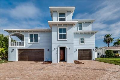 Redington Beach, Redington Shores Single Family Home For Sale: 50 181st Ave W (Pre-Construction)