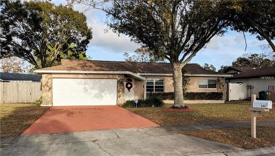 Seminole Single Family Home For Sale: 8467 Denise Drive