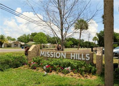Clearwater Villa For Sale: 1298 Mission Hills Boulevard #31-C