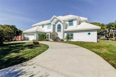 Hillsborough County, Pasco County, Pinellas County Single Family Home For Sale: 30331 Fairway Drive