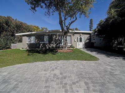 St Petersburg Single Family Home For Sale: 4111 Arkansas Avenue NE