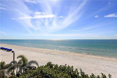 Hillsborough County, Pasco County, Pinellas County Condo For Sale: 17000 Gulf Boulevard #3B
