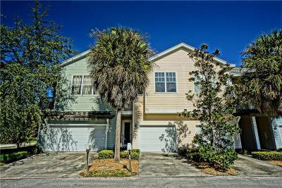 Tampa Townhouse For Sale: 8321 King Blossom Court