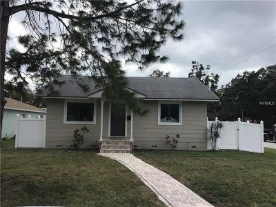 St Petersburg Single Family Home For Sale: 4158 8th Avenue N