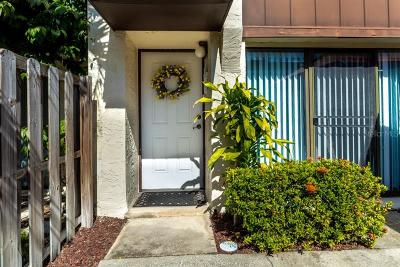 Clearwater Townhouse For Sale: 1881 N Hercules Avenue #1205