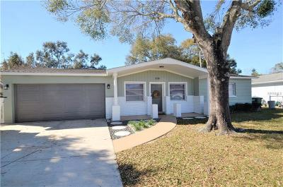 Clearwater Single Family Home For Sale: 1704 Thomas Drive