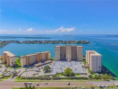 St Petersburg Condo For Sale: 5200 Brittany Drive S #1707