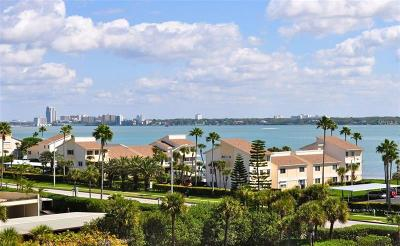 Clearwater Beach Condo For Sale: 1401 Gulf Boulevard #116