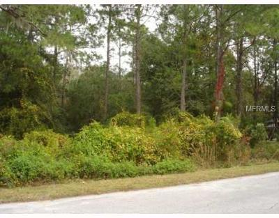 Tarpon Springs FL Residential Lots & Land For Sale: $115,000