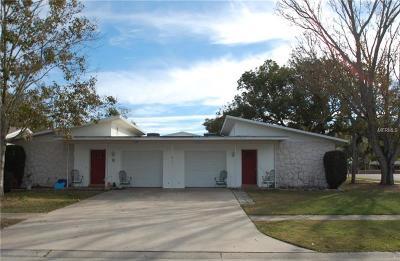 Pinellas County Multi Family Home For Sale: 3001 & 3003 Saint John Drive