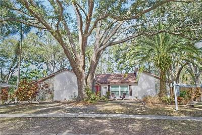 Dunedin Single Family Home For Sale: 1916 La Grande Drive