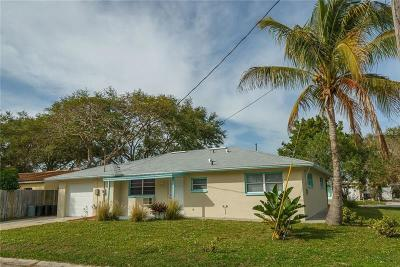 Madeira Beach Single Family Home For Sale: 14181 E Parsley Drive