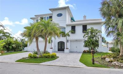 Redington Beach, Redington Shores Single Family Home For Sale: 210 Sydney Lane