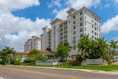 Pinellas County Rental For Rent: 1325 Snell Isle Boulevard NE #412