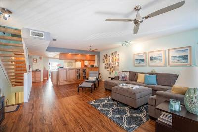 Tierra Verde Townhouse For Sale: 545 Pinellas Bayway S #301