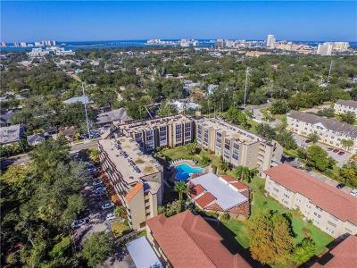 Clearwater Condo For Sale: 1243 S Martin Luther King Jr Avenue #B404