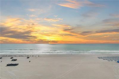 St Pete Beach Condo For Sale: 5396 Gulf Boulevard #802