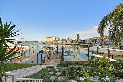 Clearwater Beach Townhouse For Sale: 246 Dolphin Point