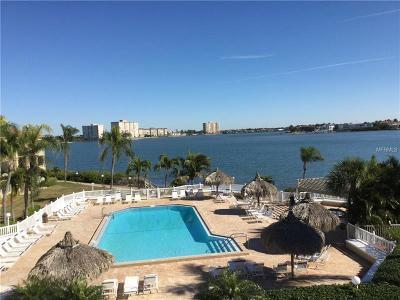 St Petersburg Condo For Sale: 6372 Palma Del Mar Boulevard S #304