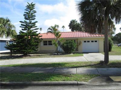 Clearwater Beach Single Family Home For Sale: 701 Mandalay Avenue