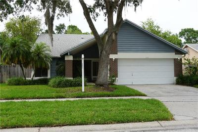 Tampa Single Family Home For Sale: 12109 Steppingstone Boulevard
