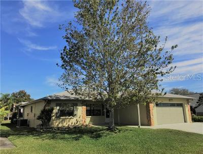 Clearwater Single Family Home For Sale: 3969 Lake Boulevard